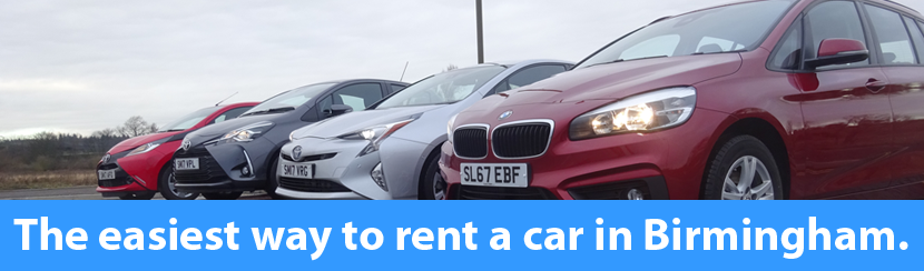 Birmingham car rental - BirminghamRentalCar.co.uk